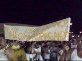 Anjos abrindo Carnaval 2006 em Poa RS