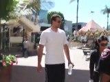 Kris Humphries ne poursuivra pas Kim Kardashian