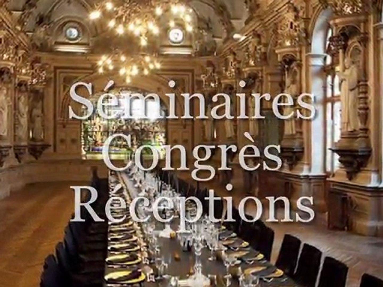 Palais Benedictine Fecamp Location De Salle Video Dailymotion