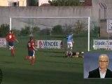 Foot Féminin D2 : La Roche Sur Yon / Issy Les Moulineaux (1 à 3)