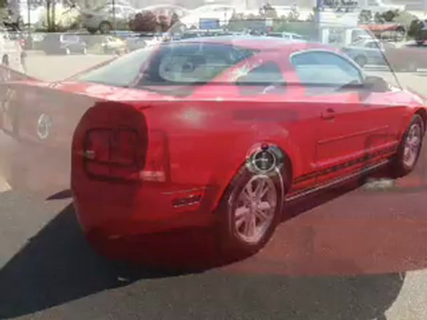 Used 2008 Ford Mustang Goldsboro NC - by EveryCarListed.com
