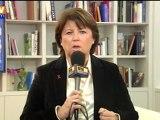 """Martine Aubry : """"Nicolas Sarkozy n'a fait que des fausses promesses"""""""