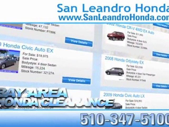 Honda FCX Specials – Honda Oakland, CA