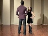 Salsa Dancing Pattern (Partnership) - Learn How to Dance Salsa - SalsaLessons.tv