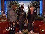 David Guetta Usher Performance Interview Nov 29 2011