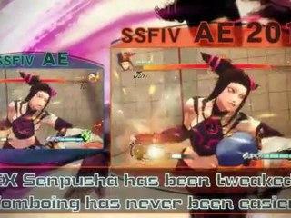 Super Street Fighter : Arcade Edition version 2012 de Super Street Fighter IV : Arcade Edition