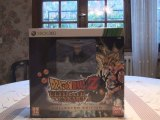 DBZ Ultimate Tenkaichi Collector Edition Unboxing + Présentation des collectors de Dragon Ball Raging Blast 1 et 2