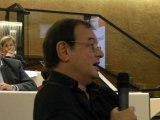 Yves Blein intervient sur la mixité aux rencontres élus, militants, citoyens Déloger la Crise