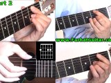 Tears in Heaven Eric Clapton 2 guitar www.Farhatguitar.com