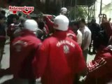 Denizlispor maç öncesi görüntüleri