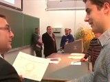Les nouveaux diplômés de l'IUT (Troyes)