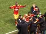 APRES MATCH : RC LENS - TOURS FC