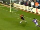 Real madrid Benzema & Ronaldo 1er match but benzema first goals & highlights