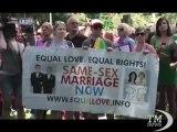 Manifestazione a Sydney in favore delle nozze gay - VideoDoc. Dai laburisti ok ai matrimoni gay ma anche al voto di coscienza