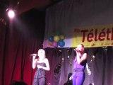vendredi soirée cabaret , Téléthon St André les Alpes