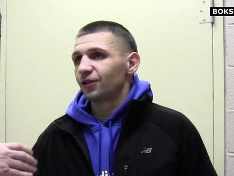 Paweł Wolak przed rewanżem z Rodriguezem