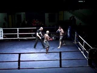 CONTENDERS 7 - Yves Landu vs Sébastien Marty