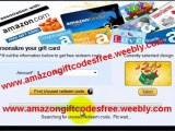 Free Amazon Gift Code Generator Hack Leaked Updated On December 2011