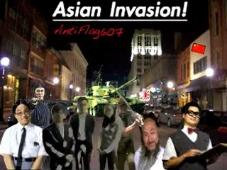 Original Song - Asian Invasion (Title Track)