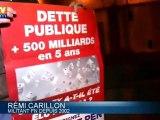 Une campagne d'affichage sauvage pour faire passer les idées de Marine Le Pen
