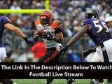 Watch Baltimore Ravens vs Cleveland Browns Live Stream NFL Week 13