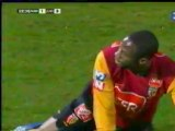 AS Nancy - RC Lens, Coupe de France, saison 2006/2007 (vidéo 1/5)