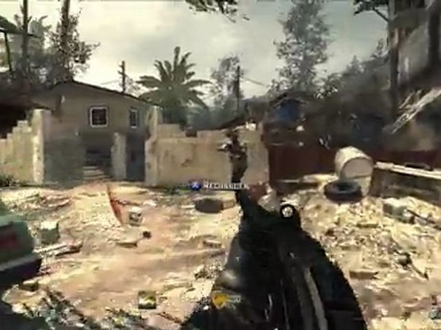 [Court VidéoTest] COD Modern Warfare 3 (HD - Xbox 360)