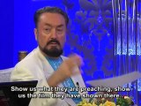 The representatives of Mr. Adnan Oktar are holding conferences in the Mason lodges