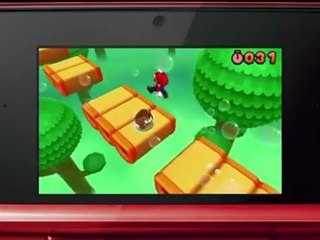 Y a du niveau  de Super Mario 3D Land