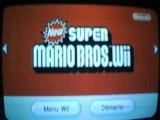Mario Bros WII la plus facile des technique pour avoir 99 vies