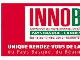 Présentation du salon Innobat, du 15 au 17 novembre 2012, Halle d'Iraty, Biarritz