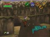 Zelda : Ocarina of Time - [Soluce - 030. Fleuve Zora]