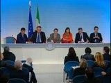 Roma - Conferenza stampa Conferenza delle Regioni e delle Province autonome