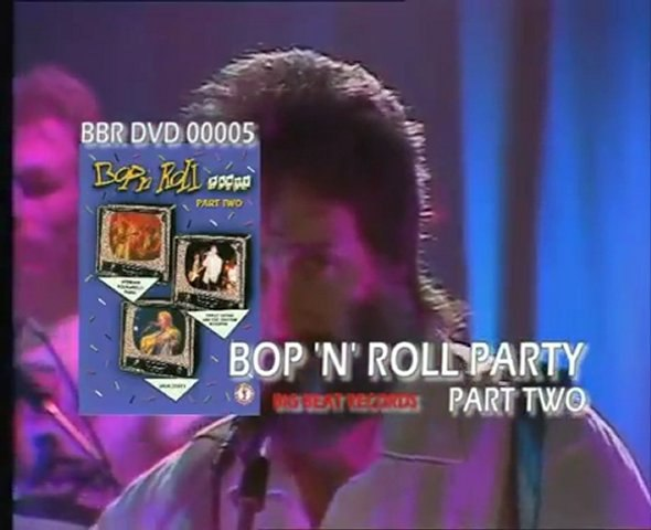 Extraits DVD Linda Gail Lewis / Bop n roll party - Big Beat records
