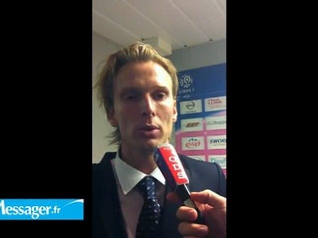 ETG FC : Poulsen, l'instant danois... en français