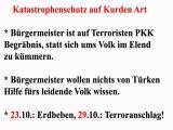 Islamisierung! Oder warum KINDERFICKER & TERROR Volk Kurden von Türken gejagt wird