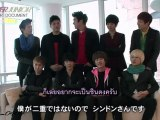 [BeloveDHae Thaisub] 111202 Fuji Next Super Junior Super Document - ถ้าเลือกเกิดใหม่ได้..อยากเกิดเป็นใครใน Super Junior?