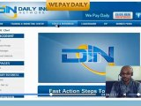 (Daily Income Career Network) Make Money Online, Earn $20 Payments Daily from Daily Income Network!