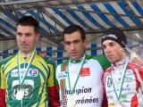 Journal des sports : Sébastien Ugolini sacré Champion Midi-Pyrénées de cyclo-cross