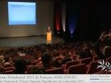 Présidentielle 2012 : le programme de François Asselineau, Président de l'UPR (4/10)