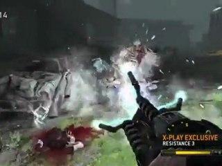 DLC: Brutality Preview de Resistance 3