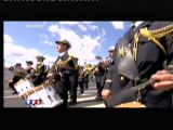 La Marseillaise, Hymne national français- 14 juillet 2009 Concorde