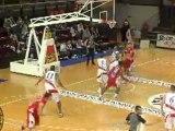 Basket  N1M : Challans - Sorgues (66 à 65)