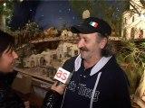 TG 06.12.11 I presepi di Bari vecchia dedicati anche a San Francesco