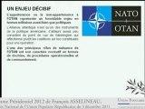 Présidentielle 2012 : le programme de François Asselineau, Président de l'UPR (9/10)