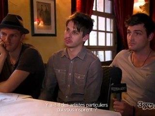 Un Café Avec Foster The People - Interview VOST