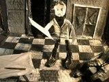 Version suédé du film Fantômas de Louis Feuillade