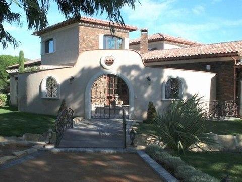 Maison Villa  - Achat Vente Sainte Maxime (83120) - propriete  - N°10360 -immodini