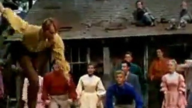 MUSICAL'S - Seven Brides For Seven Brothers- Barn Dance
