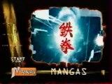 La chaîne Mangas (2002 - 2005) - Jingle 1er versions